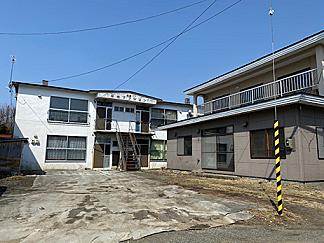 アパート-釧路市新富士町4丁目 外観