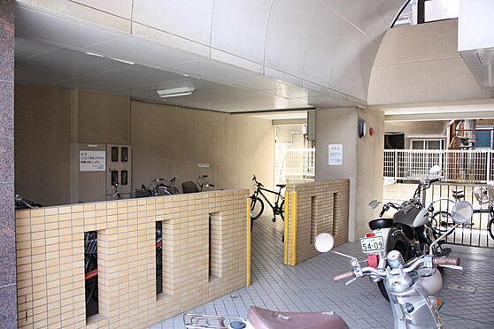 マンション(建物一部)-福岡市東区馬出2丁目 駐輪場・バイク置場