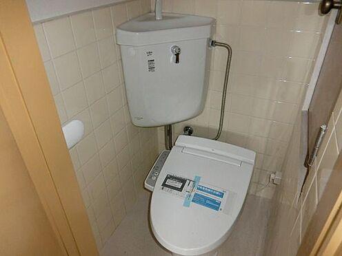 マンション(建物一部)-京都市南区上鳥羽八王神町 トイレ
