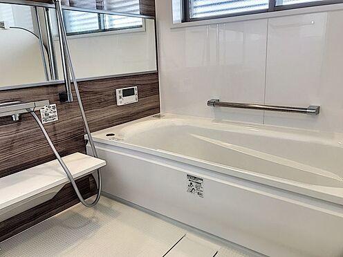 中古一戸建て-半田市亀崎高根町2丁目 浴室も大変キレイにお使いです!!