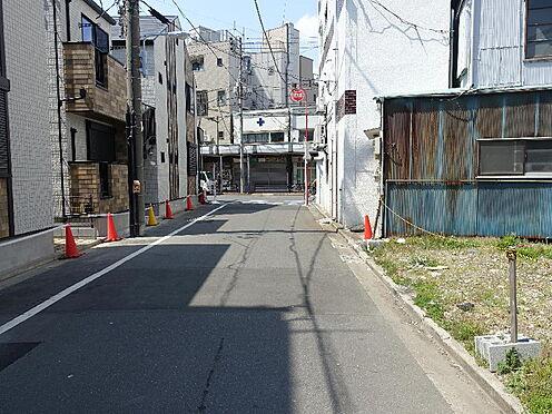 アパート-台東区浅草5丁目 北側公道