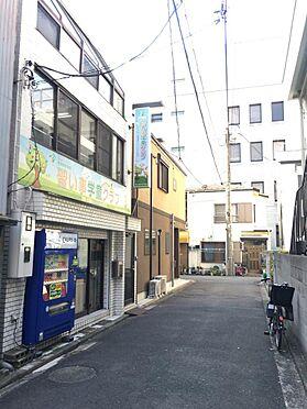 店舗事務所(建物全部)-横浜市鶴見区鶴見中央3丁目 前面道路