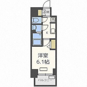 区分マンション-大阪市西区新町4丁目 図面より現況を優先します。