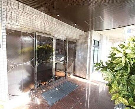 マンション(建物一部)-大阪市北区大淀中5丁目 陽当たり良好なエントランス。