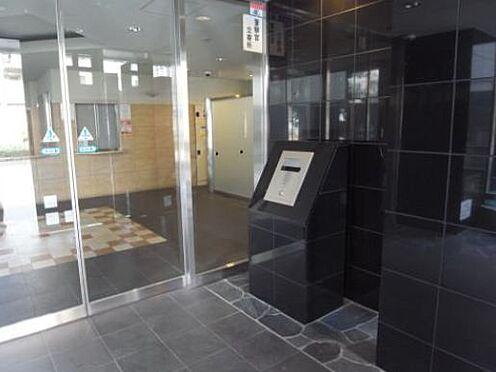 マンション(建物一部)-大阪市港区市岡元町1丁目 清潔感のあるエントランス