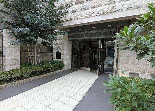 マンション(建物一部)-大阪市浪速区幸町2丁目 落ち着いた印象のエントランス