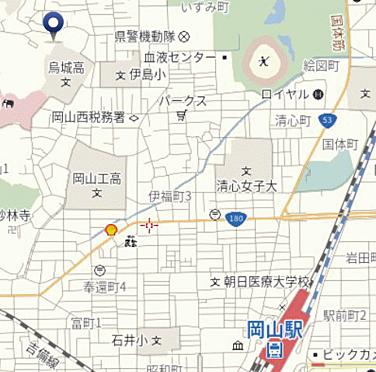 マンション(建物一部)-岡山市北区伊島町3丁目 その他