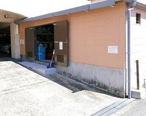 中古マンション-大阪市城東区中央3丁目 ゴミ置き場です