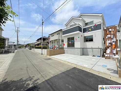 戸建賃貸-仙台市太白区松が丘 外観