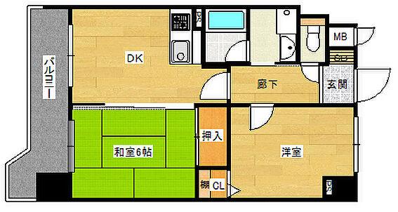 マンション(建物一部)-福岡市南区花畑2丁目 各部屋独立タイプ、システムキッチン。