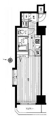 マンション(建物一部)-練馬区関町北2丁目 間取り