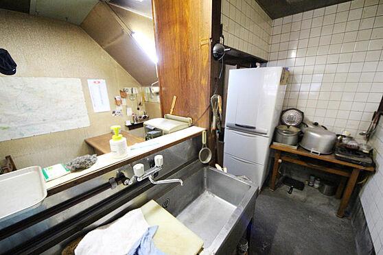 店舗付住宅(建物全部)-八王子市大和田町2丁目 キッチン
