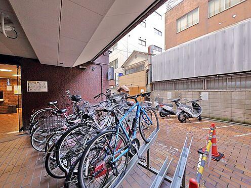 中古マンション-大田区大森北1丁目 駐輪スペース