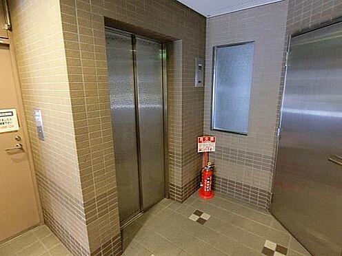 区分マンション-大阪市中央区上町1丁目 エレベーター完備
