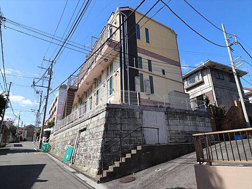 アパート-横浜市鶴見区東寺尾1丁目 木造2階建、約6.1帖のワンルーム14戸となります。