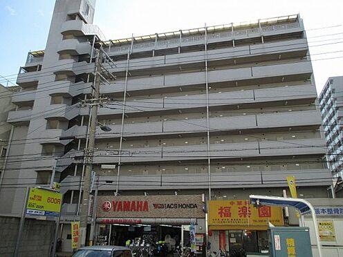 中古マンション-大阪市生野区新今里3丁目 平成元年1月建築のマンションで、近鉄難波・奈良線・大阪線 今里駅まで徒歩10分です