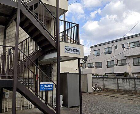 一棟マンション-府中市紅葉丘3丁目 ベルビュー紅葉・ライズプランニング