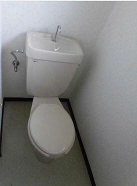 アパート-加須市愛宕2丁目 トイレ