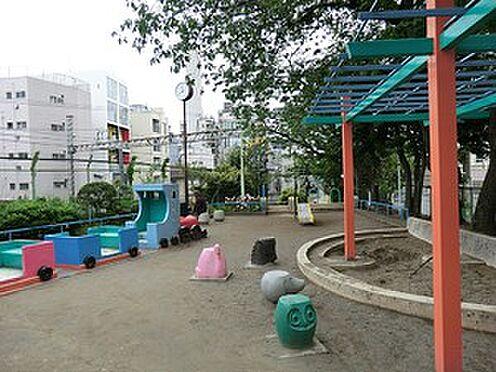 マンション(建物一部)-渋谷区神山町 周辺環境:上原児童遊園地