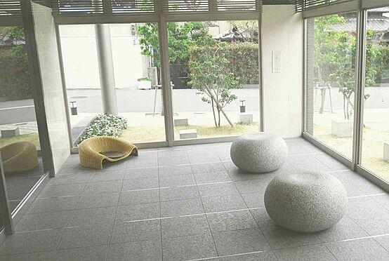 中古マンション-大阪市城東区天王田 エントランス