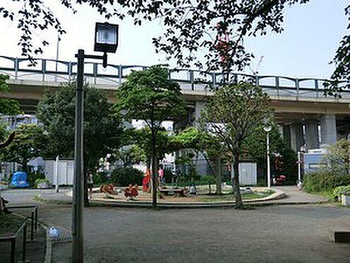マンション(建物一部)-港区南青山5丁目 周辺環境:笄児童遊園