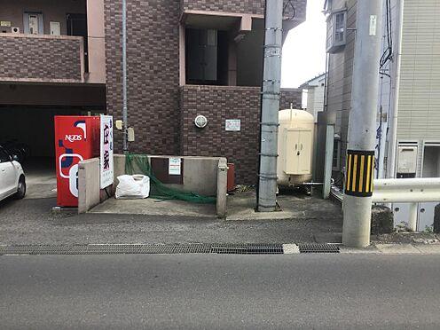 マンション(建物一部)-仙台市青葉区川内三十人町 ごみ捨て場