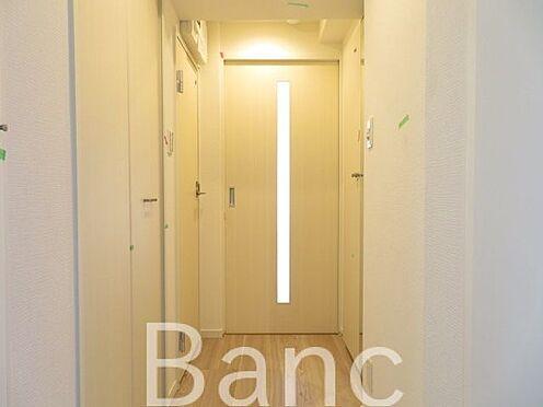 中古マンション-千代田区神田東松下町 玄関収納があり便利です。