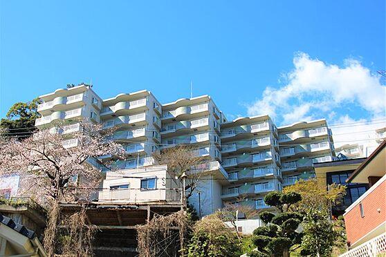 中古マンション-熱海市林ガ丘町 平成2年に建てられた、大成建設施工のリゾートマンションです。