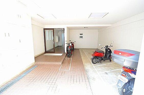 区分マンション-神戸市灘区鶴甲3丁目 清潔に保たれている共用部