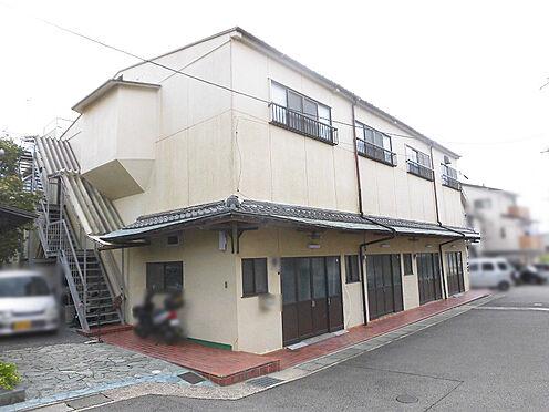 アパート-京都市山科区小山鎮守町 外観