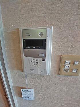 中古マンション-賀茂郡東伊豆町奈良本 インターフォンも交換されております。