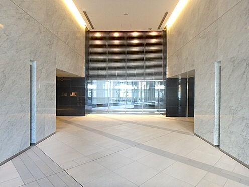 中古マンション-中央区晴海5丁目 メインエントランスロビー