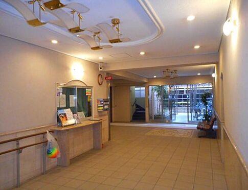 中古マンション-大阪市城東区中央3丁目 エントランス内の管理人室です