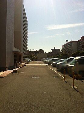 中古マンション-大阪市城東区古市3丁目 駐車場