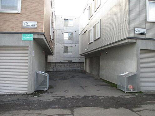 アパート-札幌市豊平区豊平一条6丁目 駐車場