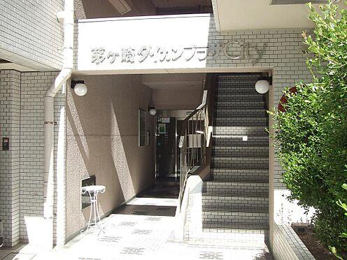 マンション(建物一部)-茅ヶ崎市新栄町 エントランス