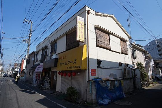 店舗付住宅(建物全部)-江戸川区西小岩3丁目 外観