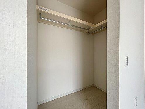 戸建賃貸-名古屋市中川区万場2丁目 各居室クローゼット付き☆荷物をたっぷり収納できます