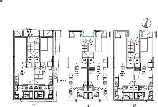 アパート-名古屋市中川区百船町 間取図 ※図面と現況が異なる場合は現況優先と致します。