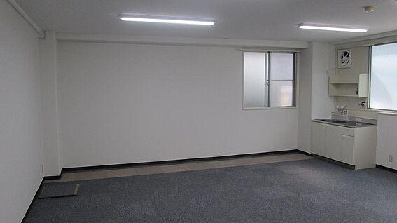 事務所(建物一部)-横浜市南区吉野町3丁目 居間