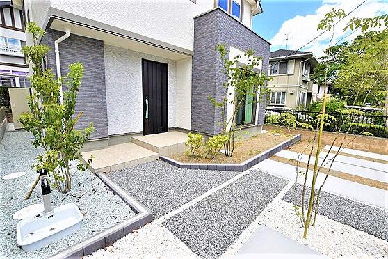 新築一戸建て-仙台市泉区北高森 玄関