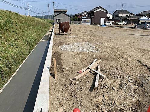 土地-西尾市吉良町上横須賀池端 ゆったりと時間が流れるような暮らし、のびのびと子育てをしたい家族にピッタリ!