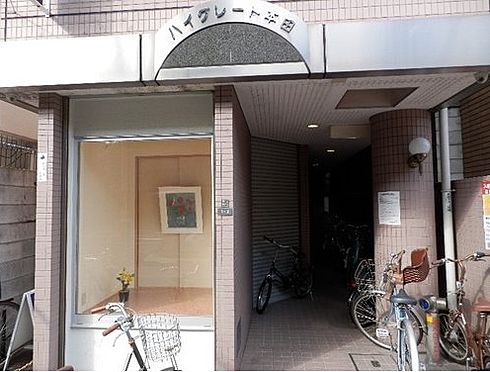 マンション(建物全部)-大阪市西区本田3丁目 エントランス