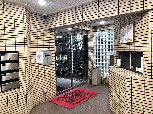 中古マンション-世田谷区上北沢4丁目 風除室