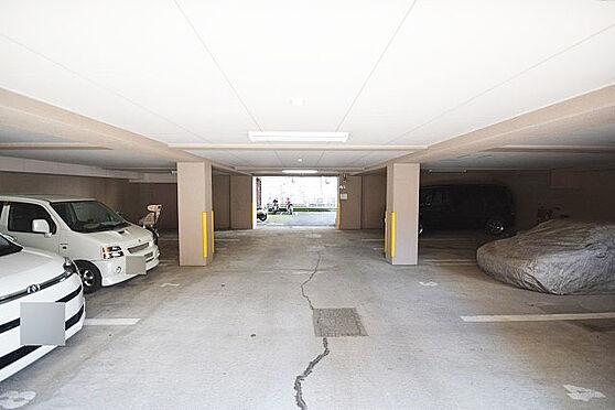 中古マンション-八王子市南町 駐車場