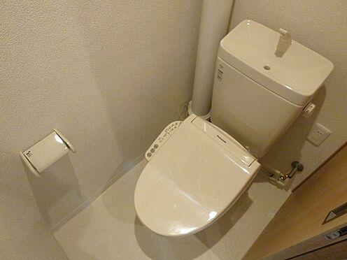 中古マンション-茨木市新中条町 トイレ