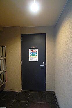 マンション(建物一部)-品川区平塚3丁目 共用部 ゴミ置場への入口