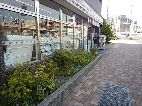 中古マンション-江東区東雲1丁目 セブンイレブン 東雲1丁目店(670m)