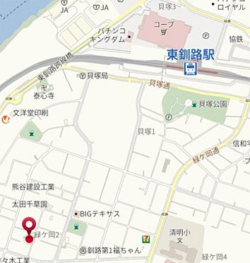 アパート-釧路市緑ケ岡2丁目 その他