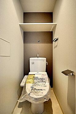 区分マンション-大阪市中央区南船場1丁目 トイレ